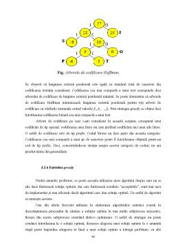 Proiect - Algoritmul de Compresie Huffman