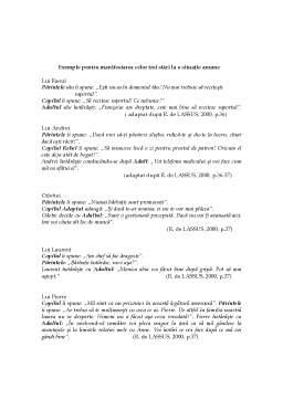 Curs - Aplicatiile Analizei Tranzactionale