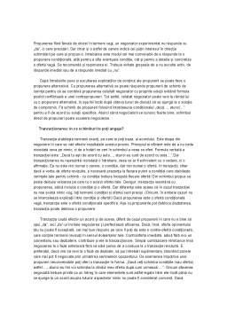 Curs - Strategii și Tactici, Procedee și Tehnici de Comunicare în Negocieri