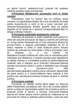 Curs - Procedura Civila