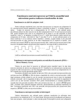 Curs - Microprocesoare