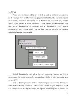 Curs - XML Tehnologii