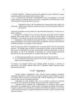 Curs - Sisteme de Operare - Gestionarea Menoriei Interne