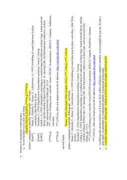 Curs - Precizări Privind Întocmirea și Evaluarea Proiectelor de Diplomă