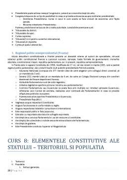 Curs - Drept Constitutional si Institutii Politice Contemporane
