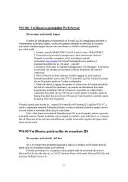 Referat - Windows Server 2003