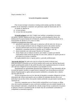 Curs - Drept Comercial Curs 3