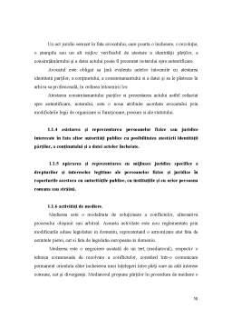 Curs - Organizarea Magistraturii, Avocaturii, Notariatului Public si Activitatii Executorilor
