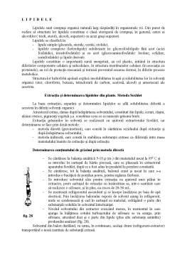 Laborator - Lipidele, Protide, Nucleoproteide, Pigmenti Naturali Vegetali, Vitamine, Enzime.