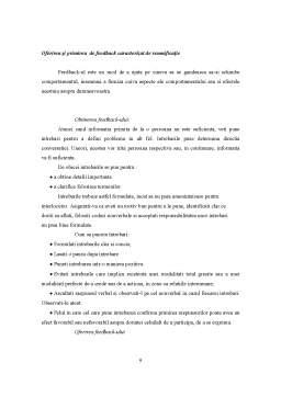 Referat - Abilitati Necesare in Comunicarea Interpersonala Eficienta