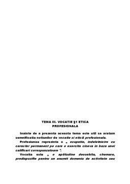 Referat - Deontologia Profesiei de Asistent Social