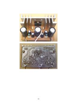 Proiect - Amplificatoare Audio de Putere