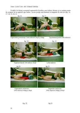 Curs - Kinetoterapia în Afecțiuni Respiratorii