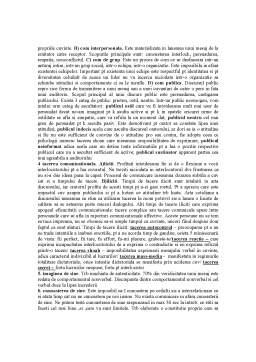 Curs - Comunicare Organizationala