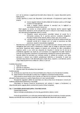 Curs - Drept Administrativ și Știința Administratiei