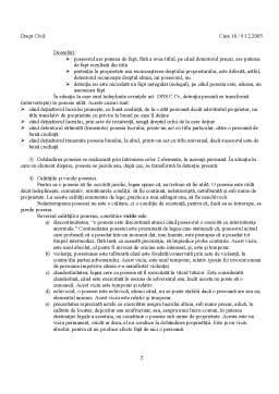 Curs - Drept Civil Anul 2