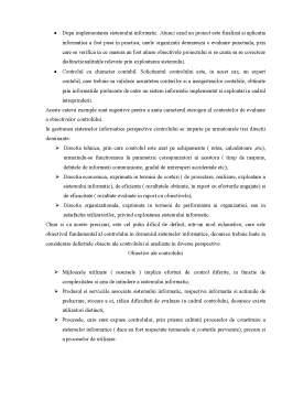 Referat - Auditarea Sistemelor Informatice