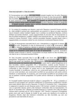 Curs - Standarde Internaționale de Contabilitate IAS