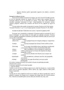 Referat - Editoare de Text