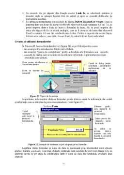 Curs - Sistemul de Gestiune a Bazelor de Date Access