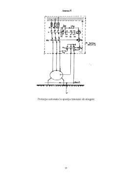 Proiect - Instalatii de Protectie Impotriva Electrocutarii