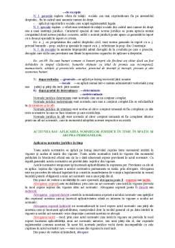 Curs - Clasificarea Normelor Juridice