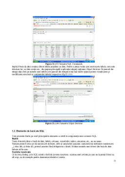 Curs - Oracle