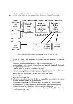 Curs - Sisteme Informatice pentru Asistarea Deciziei