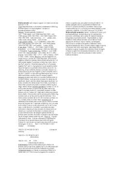 Notiță - Chimie Organica - Hidrocarburile