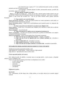 Curs - Drept Civil - Partea Generala - Notiuni Esentiale