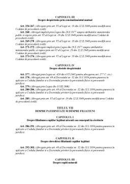 Curs - Codul Civil