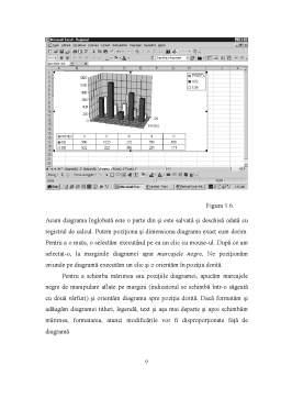 Referat - Excel - Reprezentari Grafice