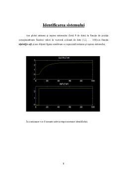 Referat - Prezentarea Metodei Celor Mai Mici Pătrate