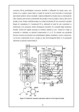 Proiect - Comanda unui Motor Asincron pentru un Vinci de Ancoră
