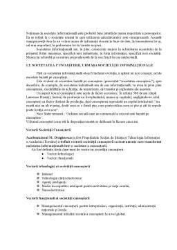 Curs - Bazele Informatiei - Notiuni Introductive