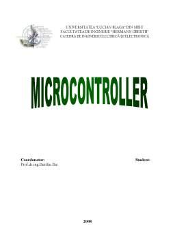 Proiect - Comanda unui Motor Pas cu Pas Folosind Microcontrollerul PIC12F 675