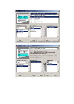 Laborator - Material Rapoarte și Export Date - FoxPro