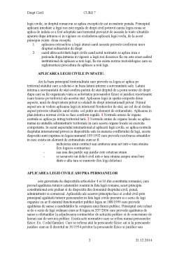 Curs - Aplicarea Legii Civile