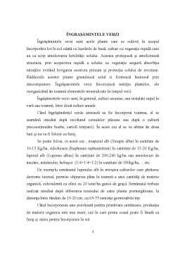 Referat - Agricultura Biologica - Ingrasamintele Verzi - Lupinul