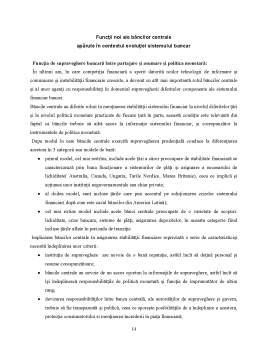 Referat - Rolul si Functiile Bancii de Emisiune