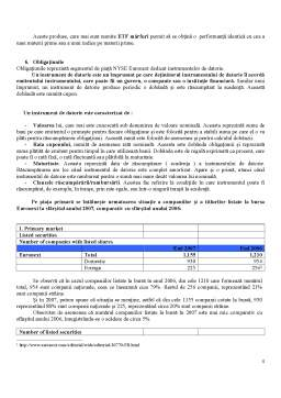 Curs - Bursa Euronext