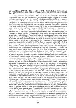 Proiect - Istoria Economica a Romaniei