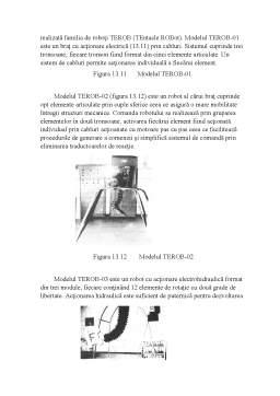 Proiect - Analiza Sistemelor de Actionare ale Robotului Tentacular