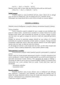 Curs - Chimie Generala pentru Automatisti