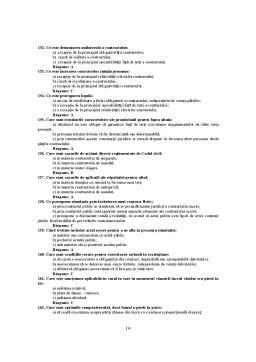 Notiță - Obligații Contracte