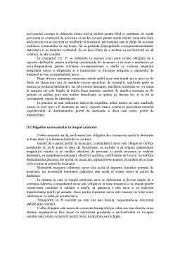 Referat - Contractul de Navlosire