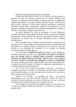 Curs - Procedură Civilă