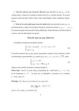 Curs - Ecuatii Diferentiale