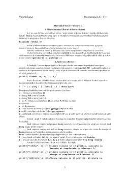 Curs - Progamarea Calculatoarelor - 2 -