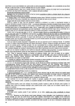 Curs - Contracte si Cvasicontracte Drept Roman